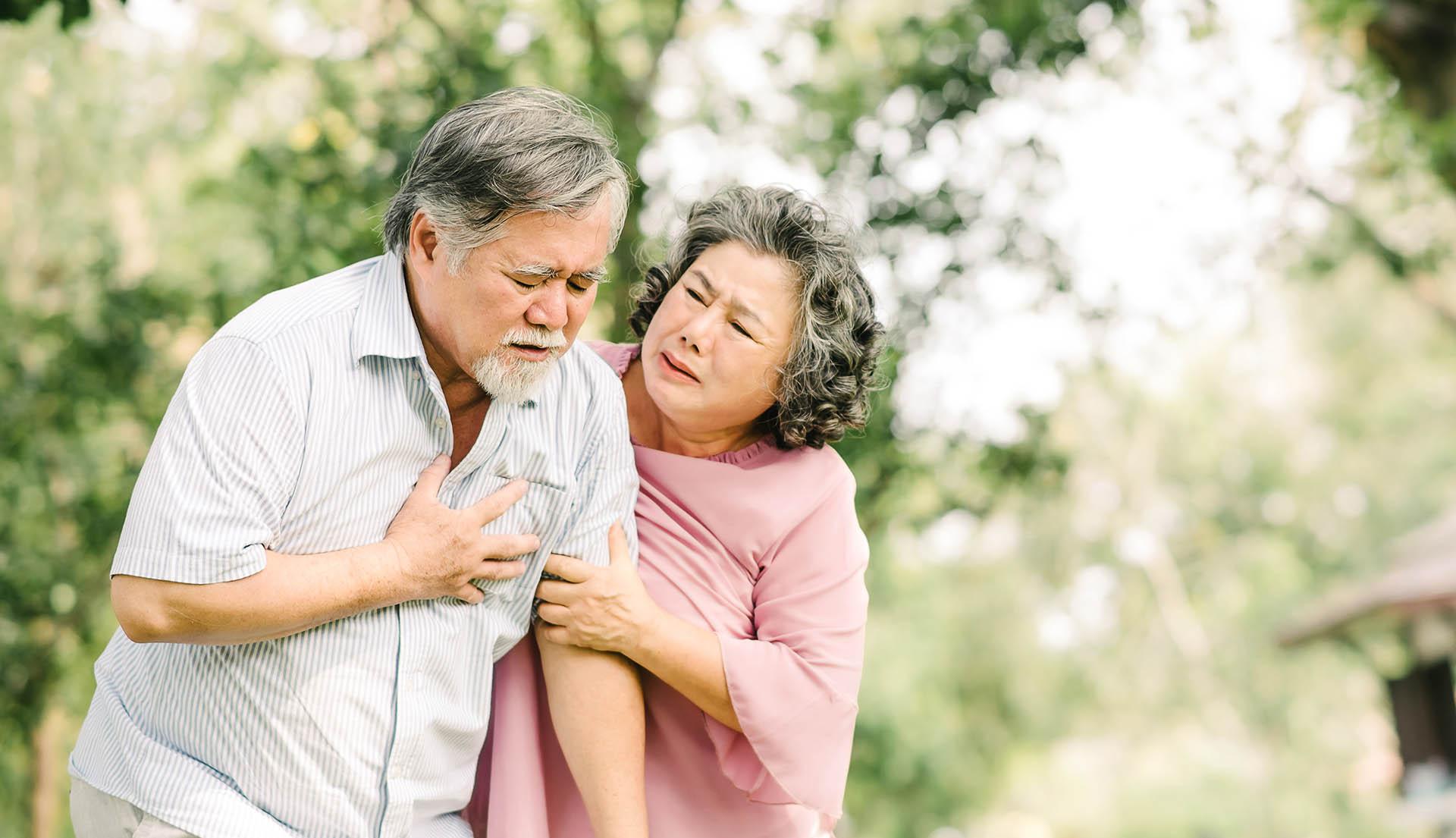 หลอดเลือดหัวใจตีบตัน อันตรายใกล้ตัว Heart disease